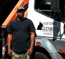 Vincent Silvera, Warehouse/Deliveries
